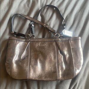 Coach Silver? Small Shoulder Bag